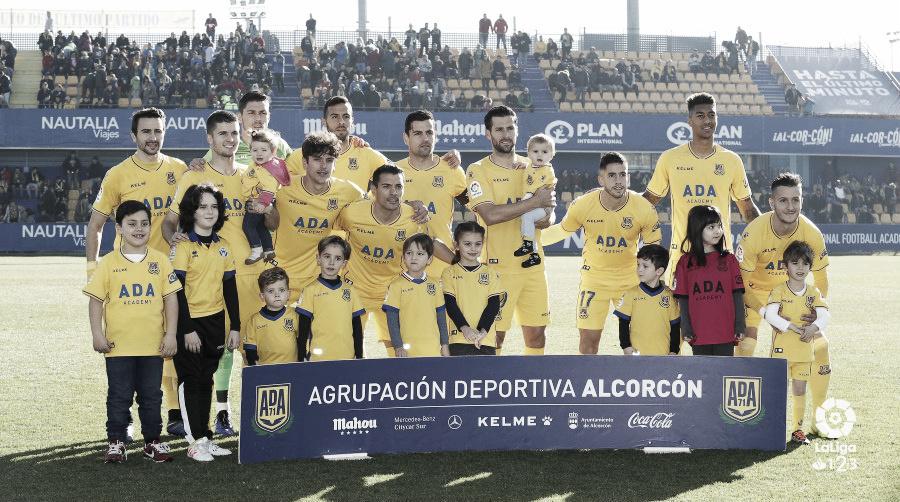 AD Alcorcón - CF Reus Deportiu: puntuaciones del Alcorcón, jornada 17 de LaLiga1|2|3