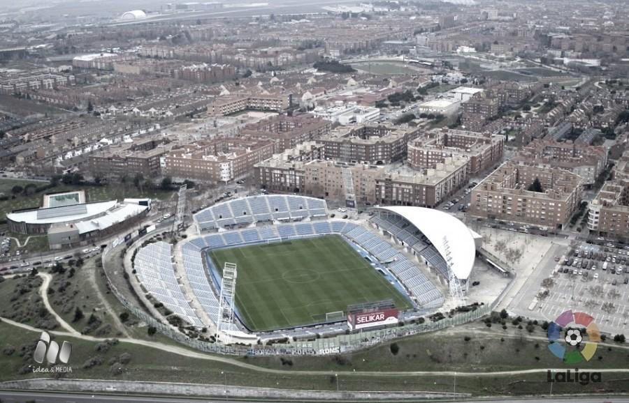 Así es el Coliseum Alfonso Pérez, estadio del Getafe C.F.