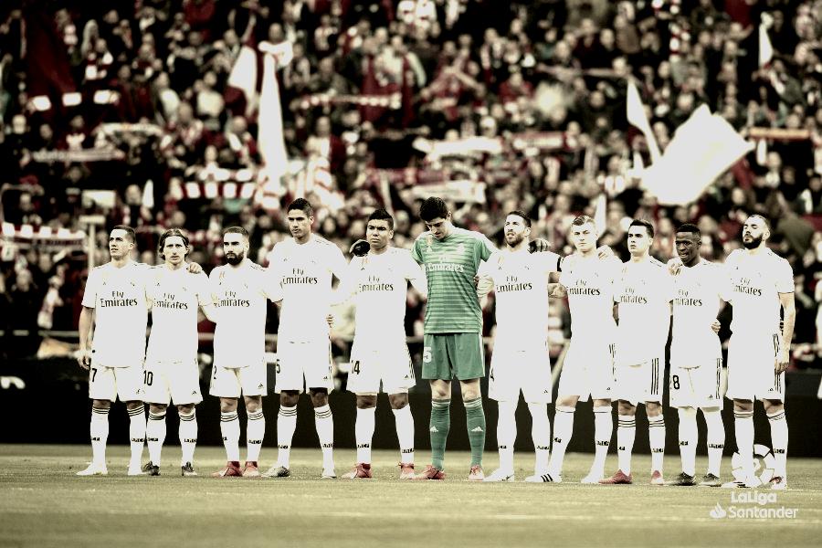 Puntuaciones del Real Madrid ante el Atlético de Madrid