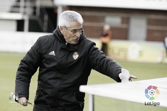 Fabri González ocupará el banquillo lorquino