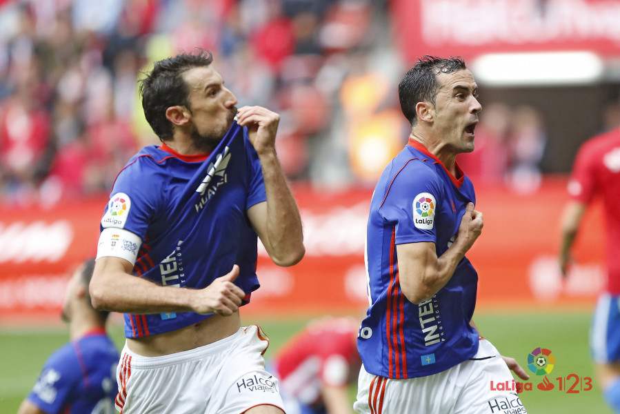 Toché y el Oviedo separan sus caminos