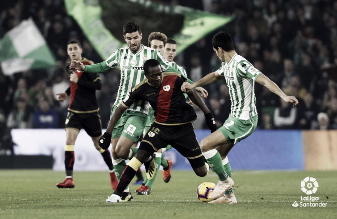 Imbula se perderá el partido ante el Valladolid