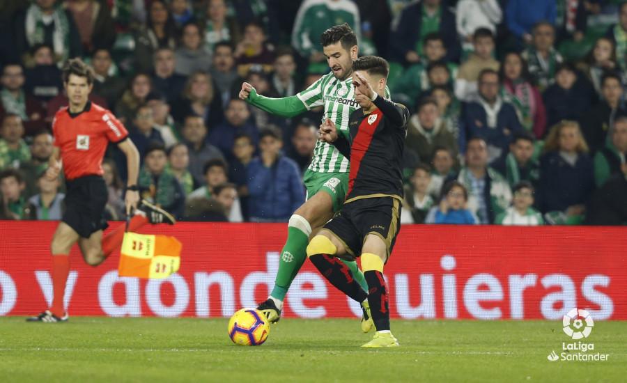Rayo - Betis, primer partido un domingo a las 14:00 horas