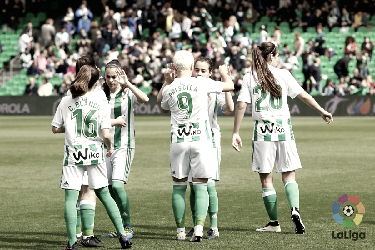 Previa Betis Féminas - VCF Femenino: duelo directo en la parte alta