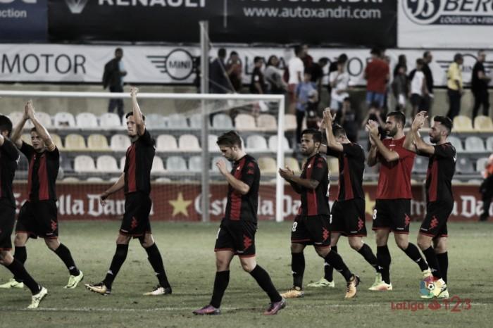 Análisis del rival: CF Reus, sobreviviendo con solidez