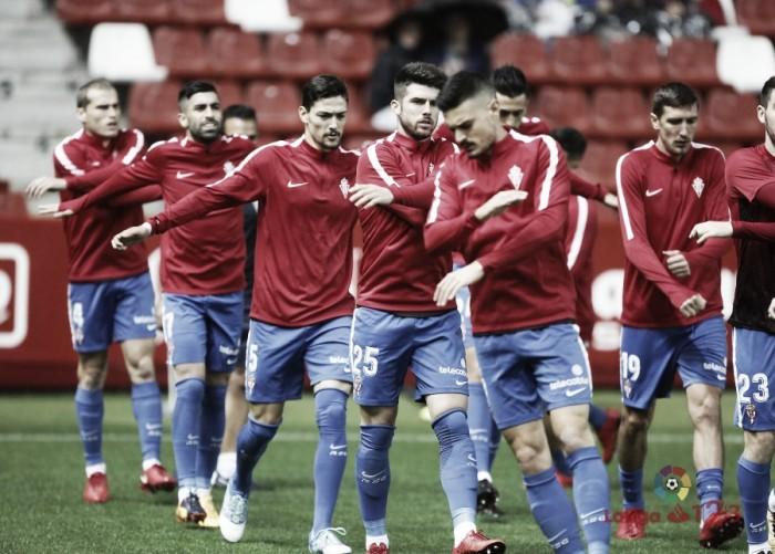 El Sporting ya piensa en el Cádiz, y conoce horarios