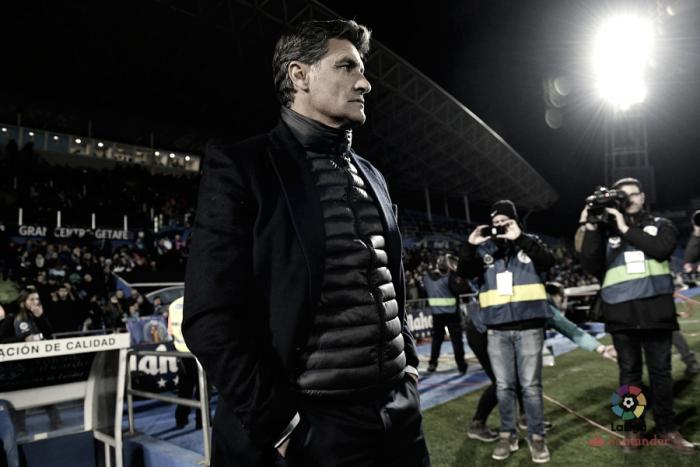 Michel González deja de ser entrenador del Málaga