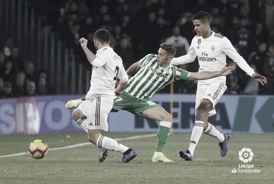 Horario y dónde ver el Real Madrid-Real Betis