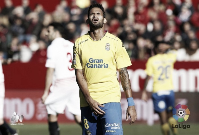 La pegada del Sevilla hunde a una UD Las Palmas que mereció algo más
