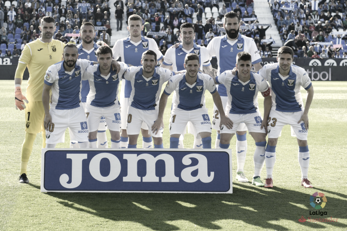 Leganés - Celta: puntuaciones del Leganés, jornada 32 de La Liga Santander 2018
