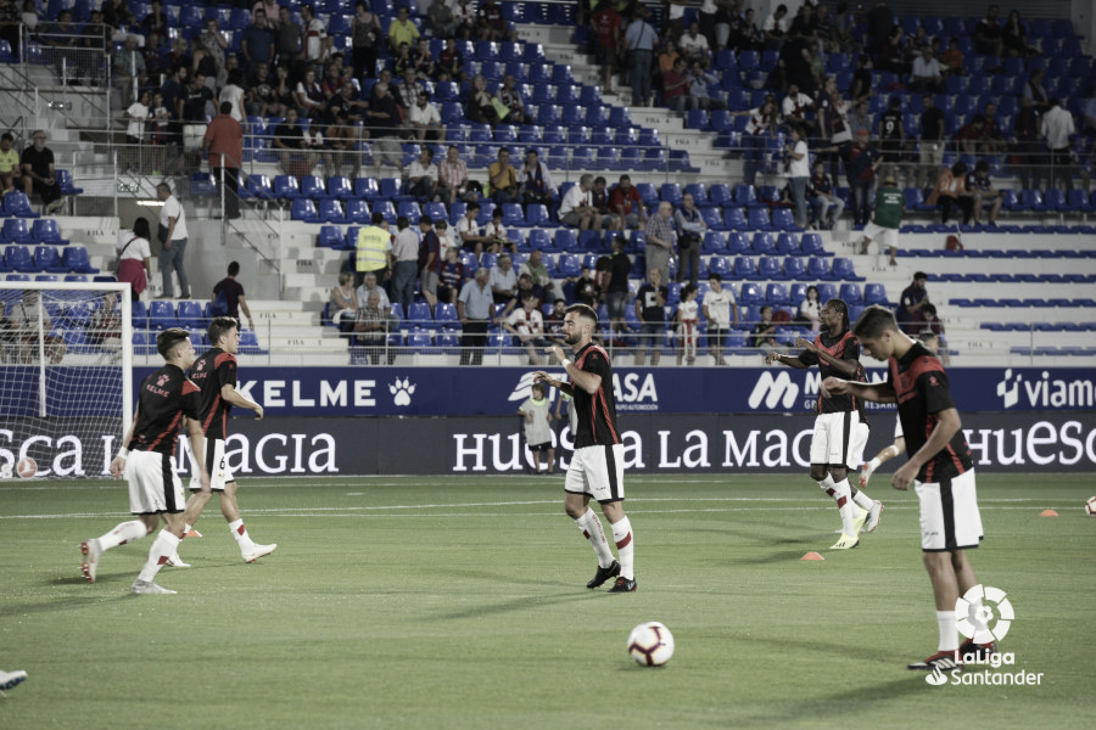 El Rayo, con el límite salarial más alto que Huesca y Valladolid