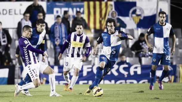 Real Valladolid - CE Sabadell FC: al asalto de Pucela