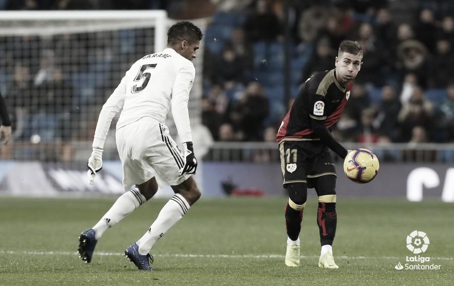 Sorteo de Gol para el Rayo - Real Madrid