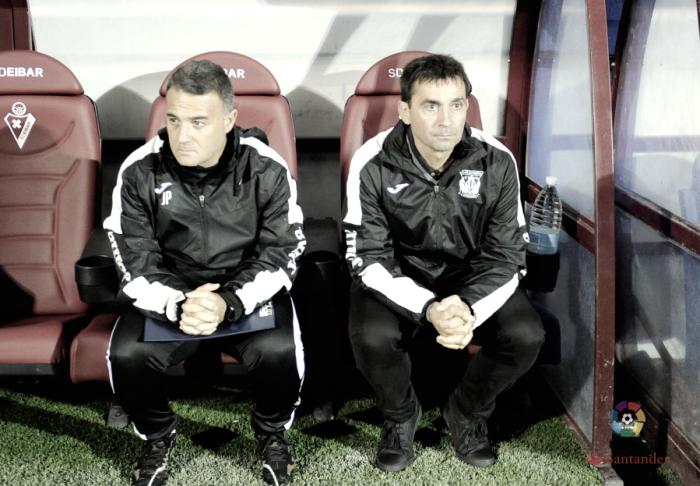 """Asier Garitano: """"El Eibar, a día de hoy, es uno de los equipos más fuertes de Primera División"""""""