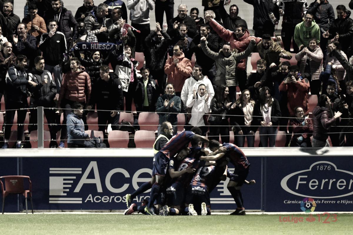 Resumen de la temporada 2017/2018: SD Huesca, el año del sueño cumplido