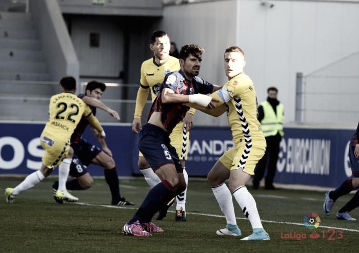 Análisis SD Huesca - Lugo: un engañoso 3-0