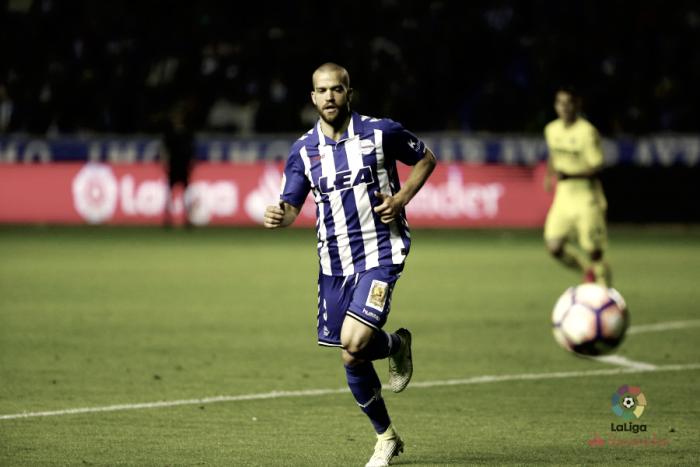 Víctor Laguardia recibe el alta médica