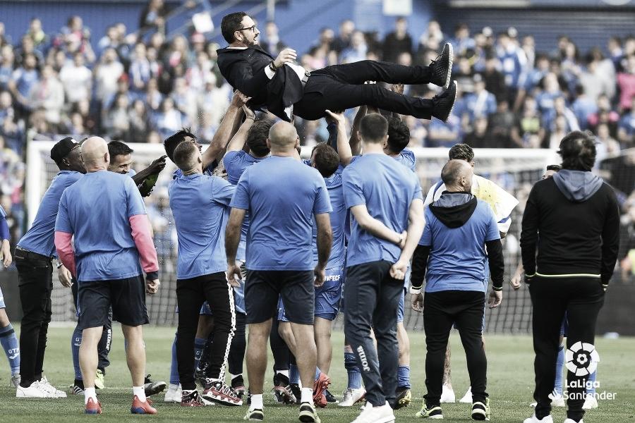 Resumen 2019 Getafe: Liga. Los sueños son de color azul