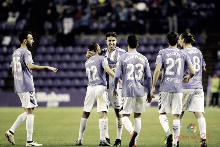 Ojeando al rival: Real Valladolid, fuertes en casa