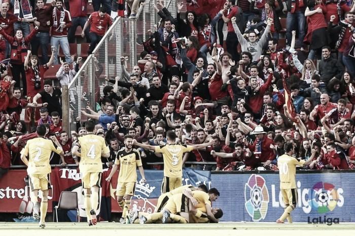 Osasuna vence Girona novamente e retorna à elite espanhola após duas temporadas