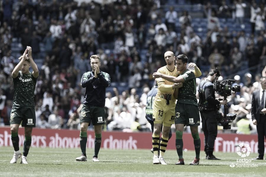 Derrota verdiblanca en el primer partido de la pretemporada