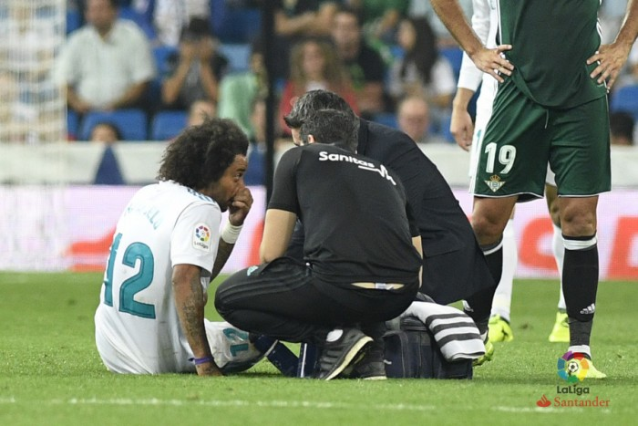 Real Madrid, Marcelo fuori un mese. Anche Kroos out contro l'Alavès