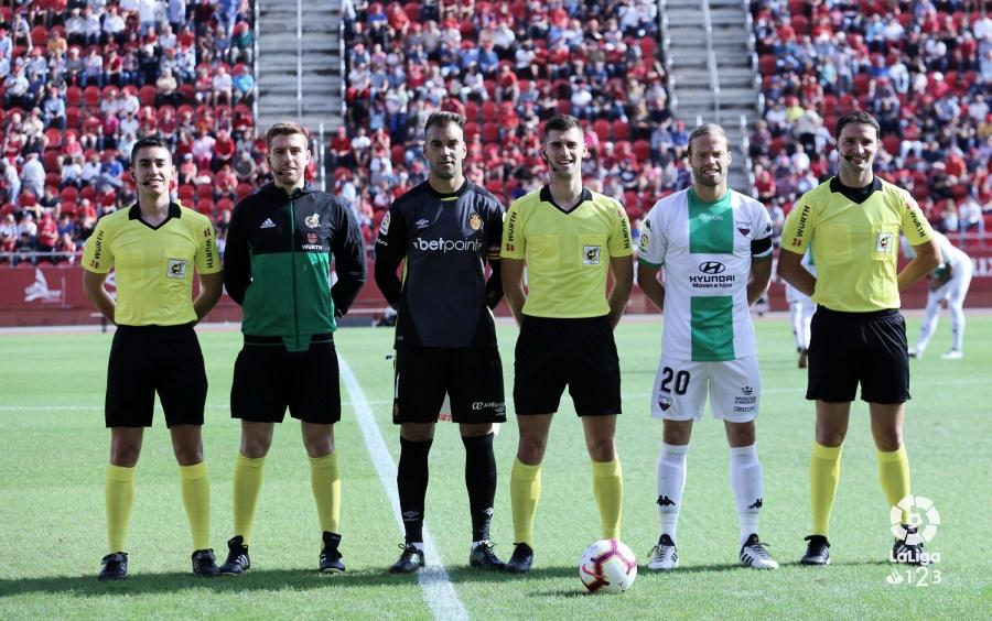 Resumen del Extremadura UD 0-0 RCD Mallorca en LaLiga 1 2 3 2019