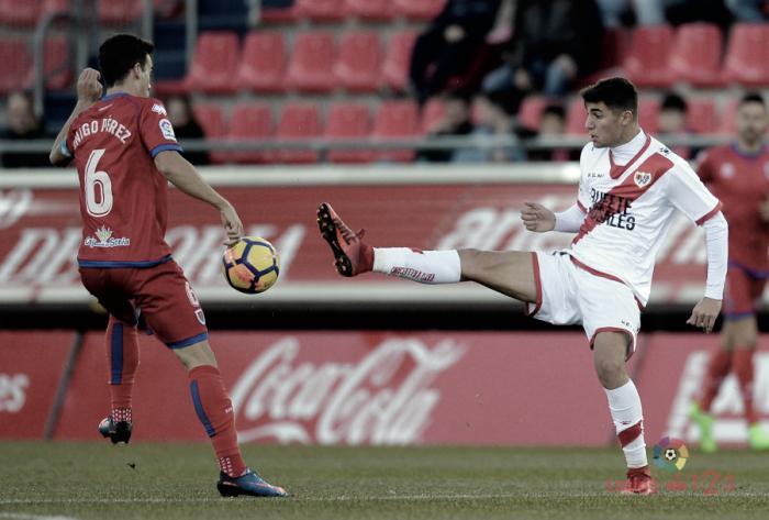Numancia - Rayo Vallecano: puntuaciones del Rayo Vallecano, jornada 23ª Segunda División