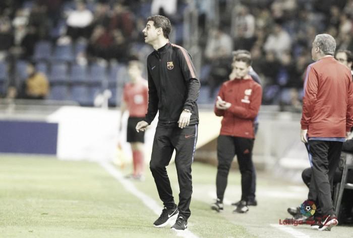 Conociendo a Gerard López, técnico del FC Barcelona B