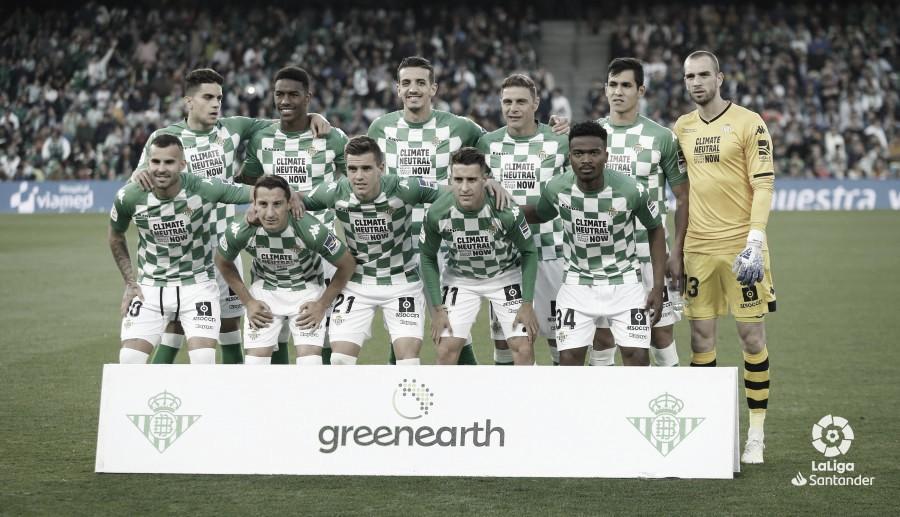 Presentada la tercera equipación del Real Betis
