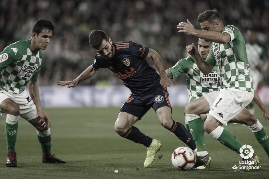 Previa Betis - Valencia: vuelven los murciélagos al Villamarín