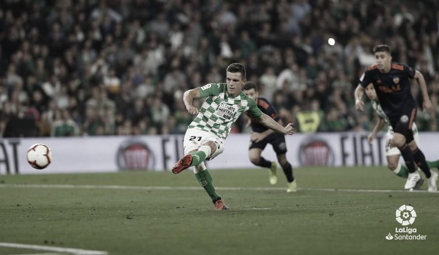 Lo Celso y Feddal se perderán el partido ante el Levante