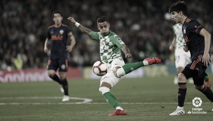 Sergio León puso rumbo al Levante