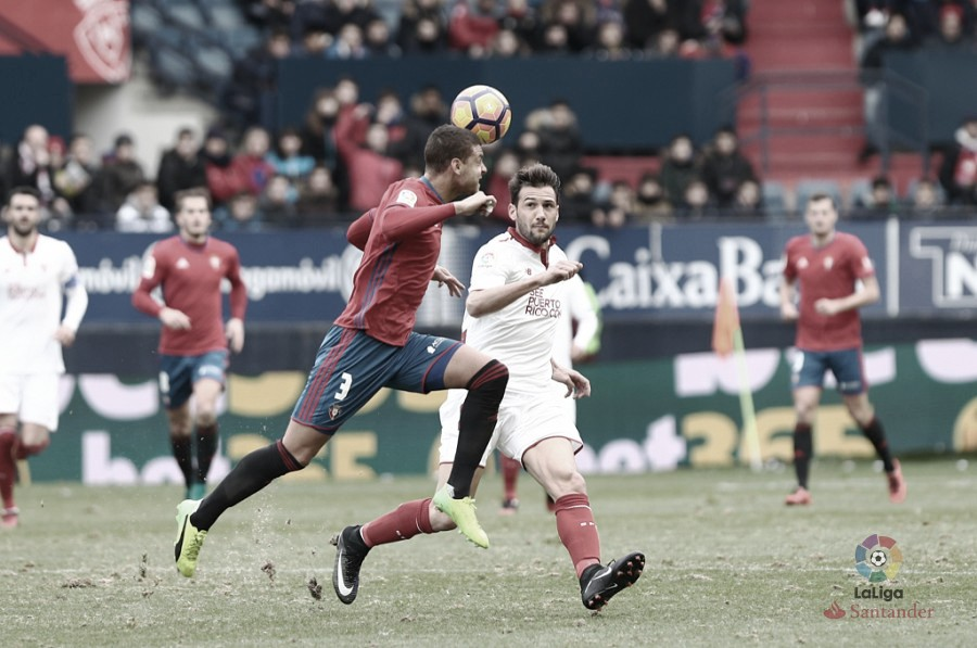 Previa Osasuna vs Sevilla: afianzarse al tercer puesto