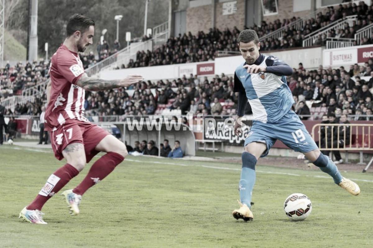Sabadell - Girona, las victorias solo suceden en la Nova Creu Alta