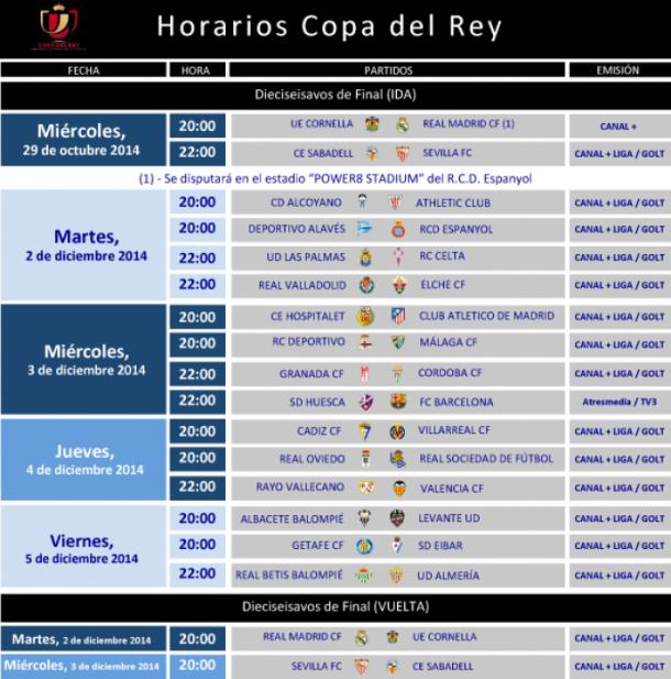 El Real Valladolid recibirá al Elche el martes 2 de diciembre