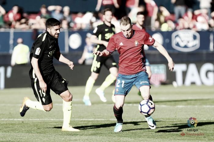 Previa CA Osasuna - Real Sporting: sueños de retorno