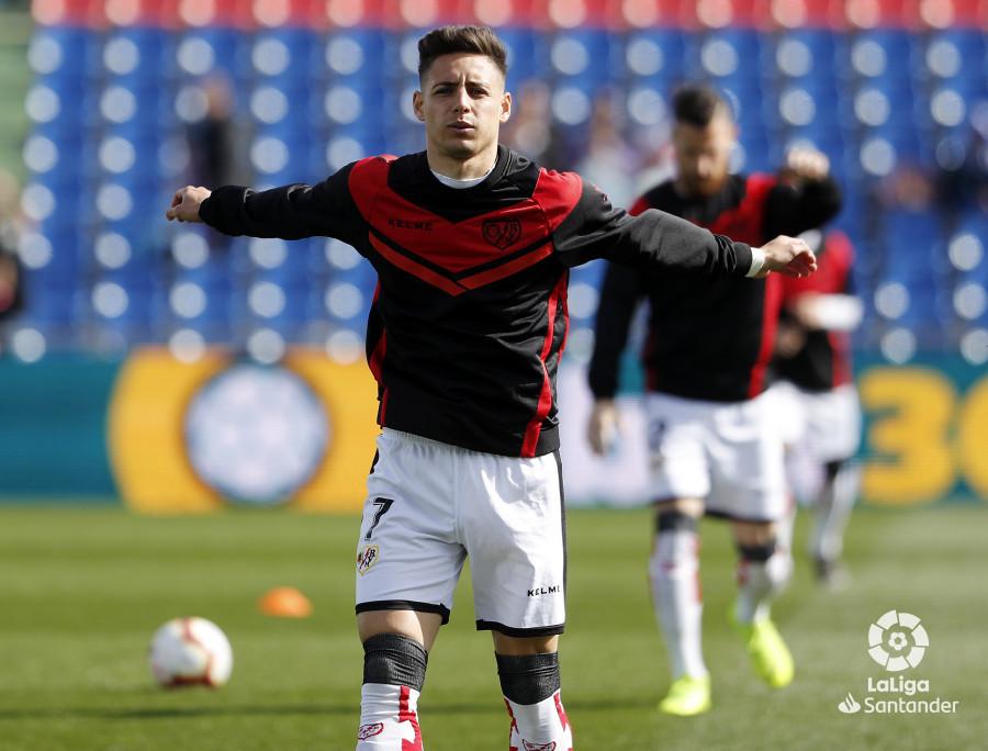 """Álex Moreno: """"En la jugada del 1-0 es un balón en el que Foulquier está en fuera de juego"""""""