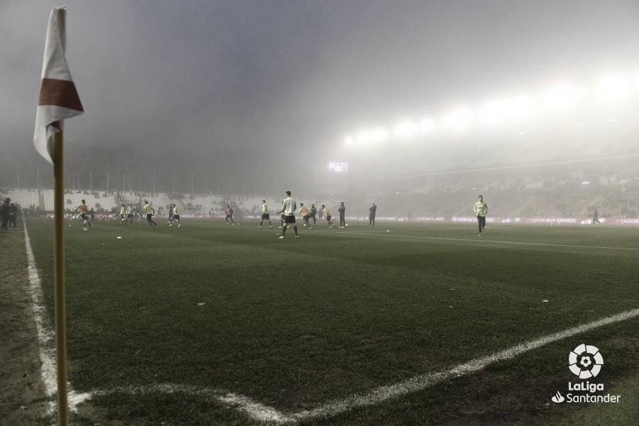El nuevo himno de La Liga también sonará en Vallecas