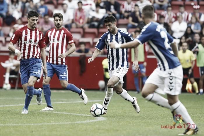 El Sporting debuta en el Artés Carrasco