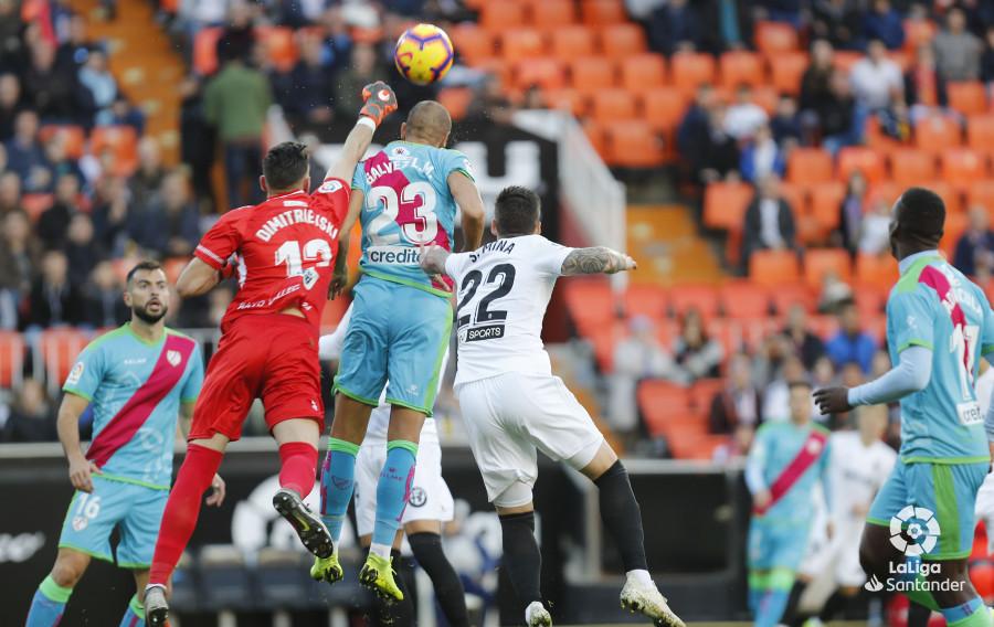 Previa Rayo Vallecano - Valencia: descenso y Champions se cruzan en Vallecas