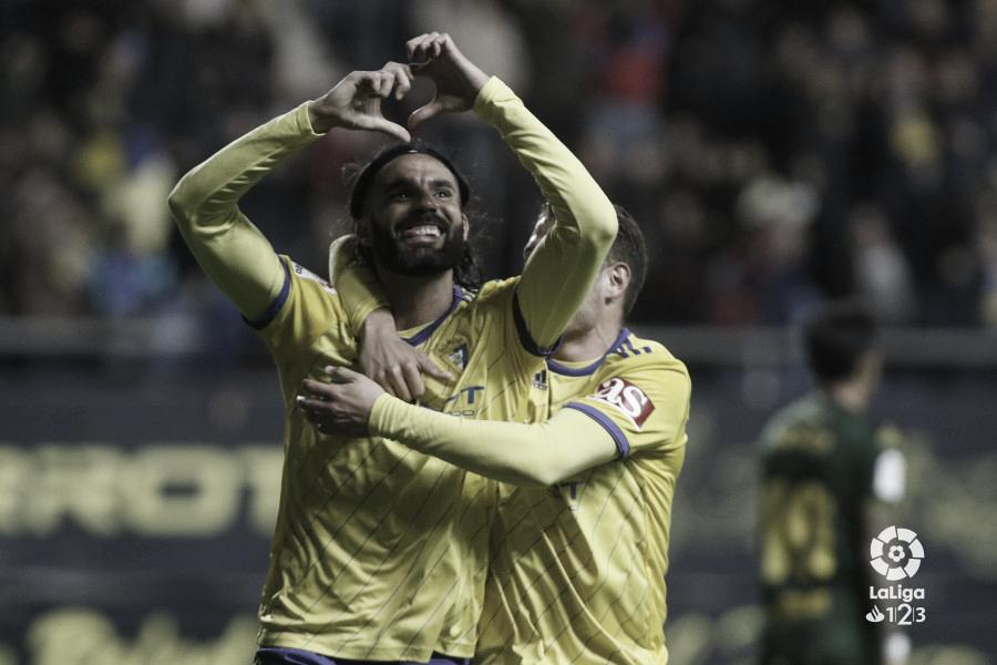 """Sergio Sánchez: """"Llego en muy buenas condiciones al final de temporada"""""""