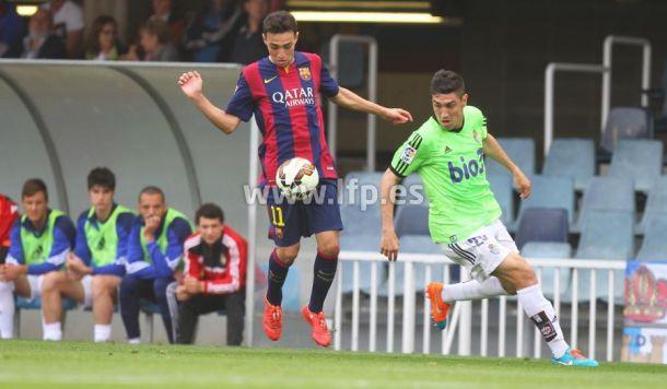 FC Barcelona B - SD Ponferradina: puntuaciones del FC Barcelona B, jornada 35 de la Liga Adelante