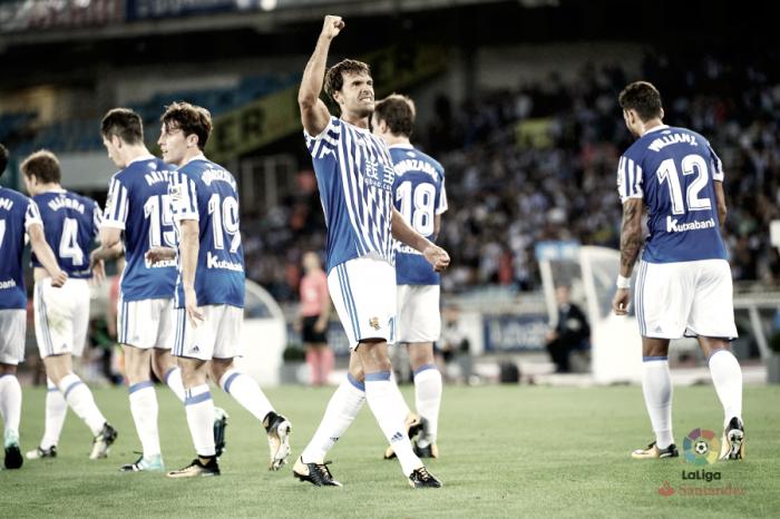 El Villarreal rompe su racha liguera de once partidos invicto contra la Real Sociedad