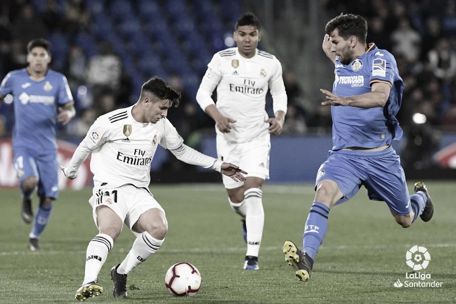 Getafe - Real Madrid: puntuaciones del Real Madrid, jornada 34 de LaLiga Santander 2019