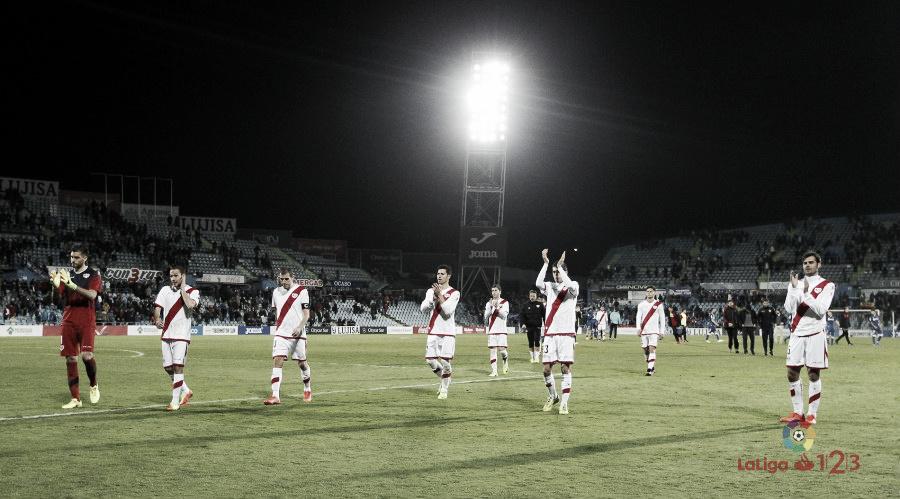 Kelme sortea una entrada doble para el Rayo - Getafe