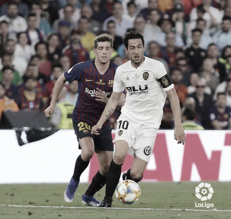Rubiales da esperanzas a que puedan jugar Gayà y Parejo frente a la Real Sociedad