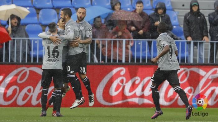 Málaga - Deportivo: puntuaciones del Dépor, jornada 13 de La Liga