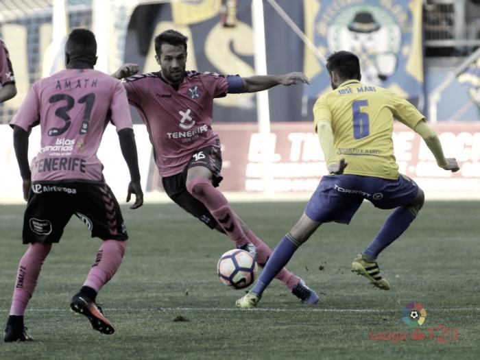 Resumen Cádiz 1-0 Tenerife en ida playoff Ascenso desde Segunda División 2017