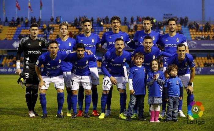AD Alcorcón - Real Oviedo: puntuaciones Real Oviedo, jornada 16 de Segunda División 2016
